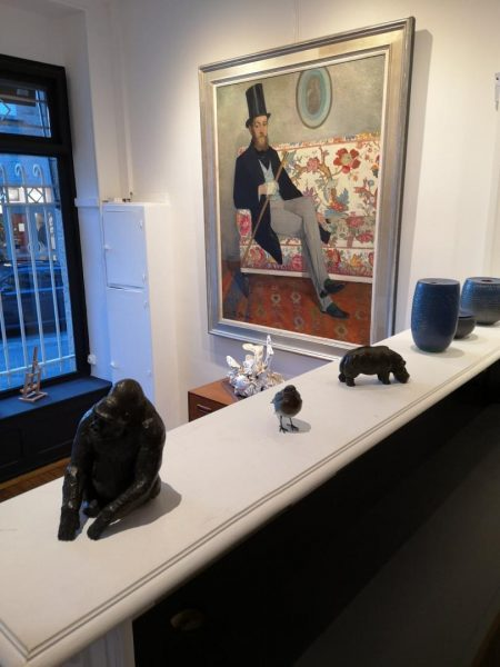 Galerie Gregoire Courtois-expo Marc Delacourcelle