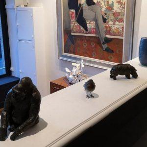 Expo Galerie Grégoire Courtois