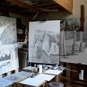 Exposition «Errances» Laurence Simon